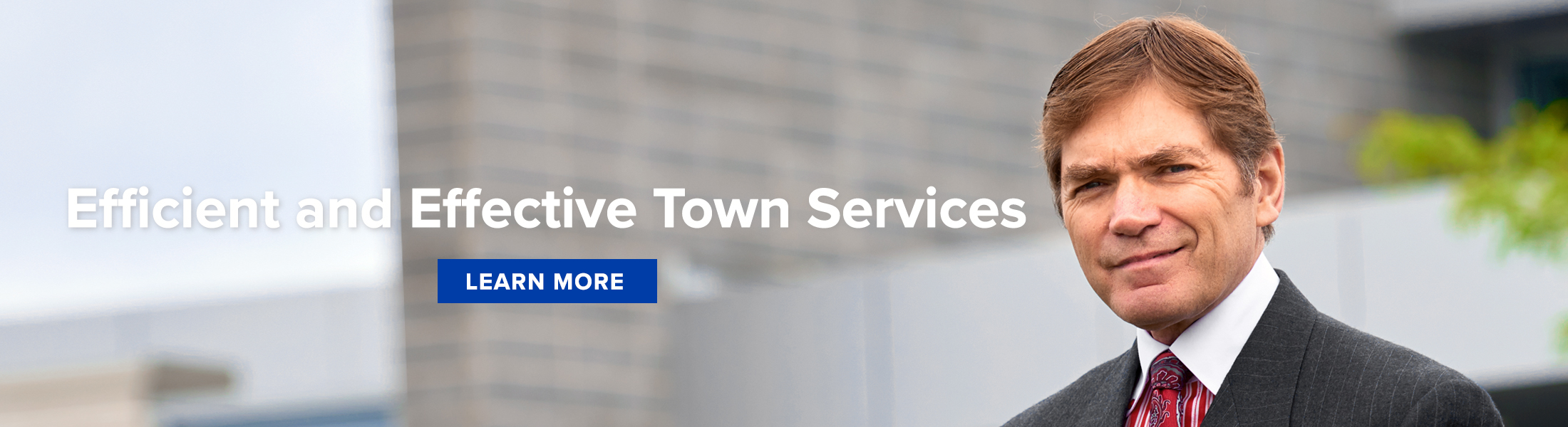Efficient and Effective Town Services