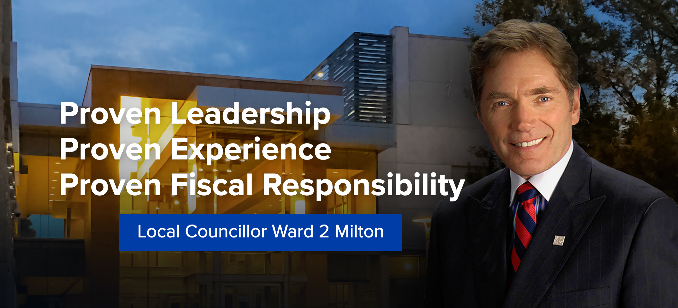 John Challinor Leadership Experience Fiscal Responsibility