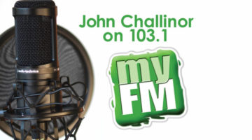 John Challinor on MyFM Milton Now