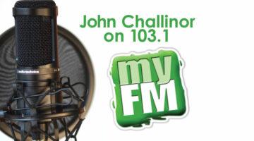 John Challinor on MyFM Milton Now